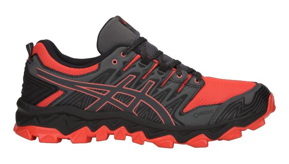 sports shoes 5b75d 7dec7 Details zu Asics Laufschuhe Gel FujiTrabuco 7 GTX Gr 45 Goretex Trail Schuhe