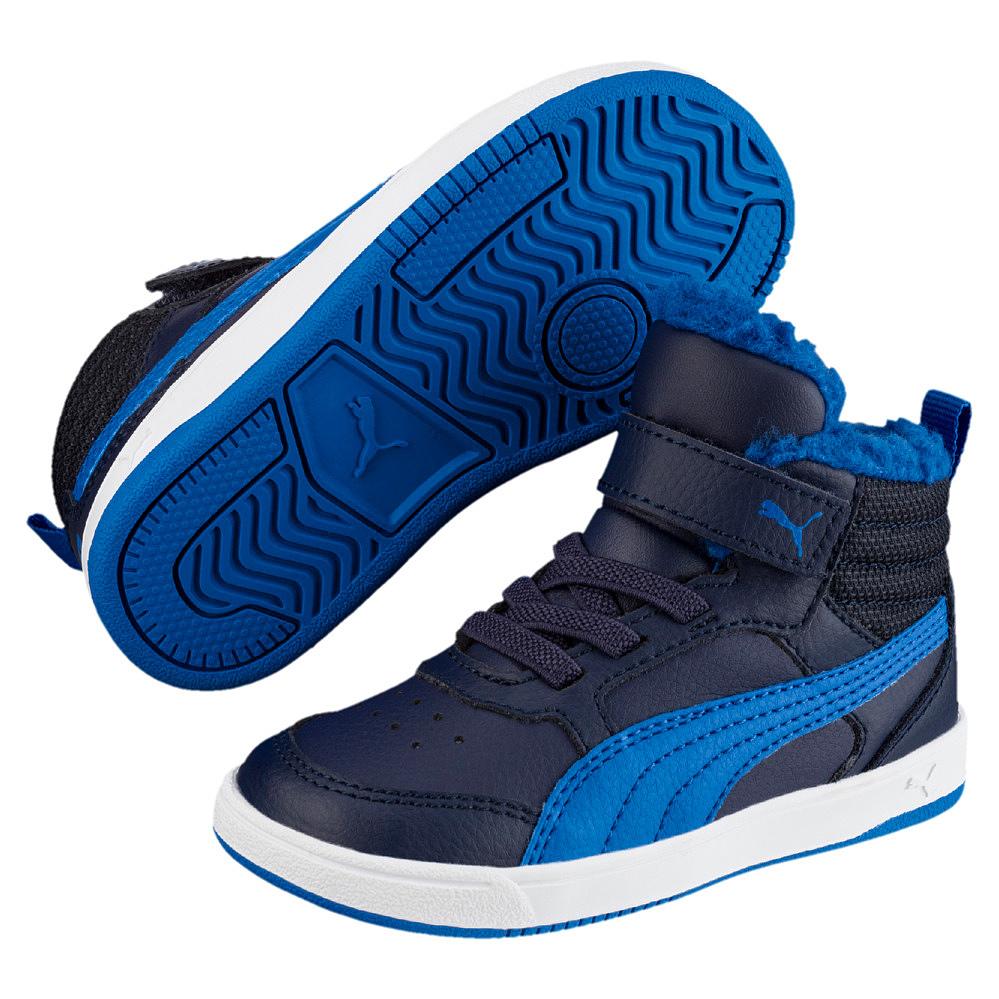Puma Schuhe Gr. 31, Puma Stiefel Gr. 31, gefüttert