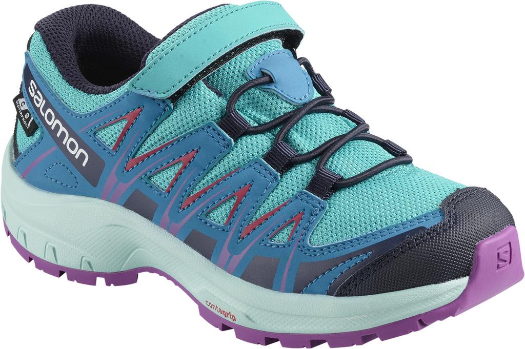 factory price promo code wholesale dealer Salomon Kinder Outdoor Schuhe XA PRO 3D CSWP Gr 26 ...